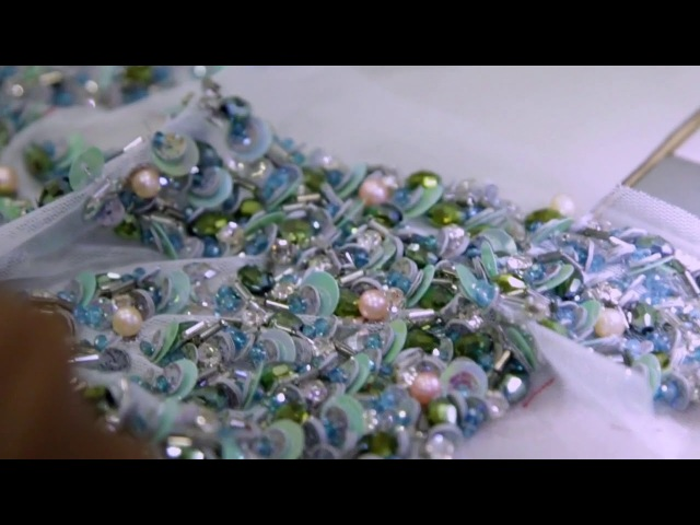Видео Making of Riya Kodali Haute Couture Gown смотреть онлайн