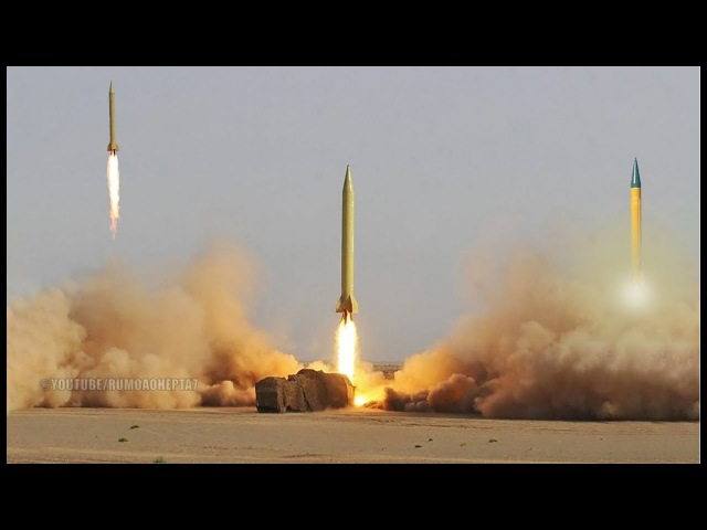 Iran's Ballistic Missile Capabilities: 100,000 Missiles in 7 Minutes