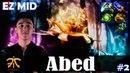 Abed - Invoker EZ MID   7.12 Update Patch   Dota 2 Pro MMR Gameplay 2