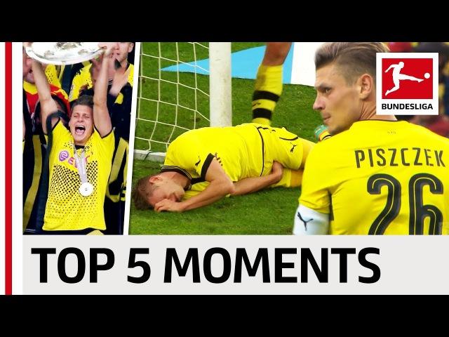 Lukasz Piszczek Top 5 Moments