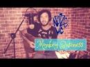 Манки Бизнес Noize Mc кавер от Корнилова Данилы на канале Ckrendel Covers