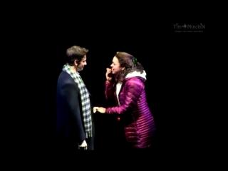 "Rus sub| groundhog day the musical | мюзикл ""день сурка"""