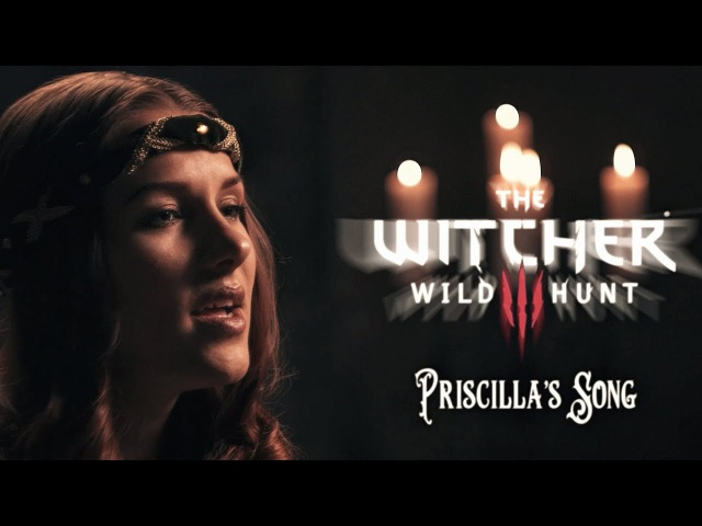 The Wolven Storm (Priscillas Song) | Witcher 3 Wild Hunt [BELARUSIAN language] cover