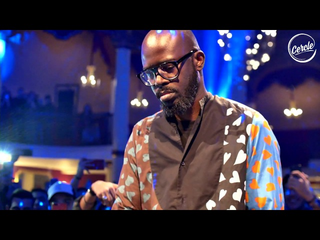 Black Coffee @ Salle Wagram in Paris France for Cercle