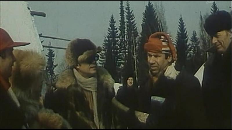 Гражданин Лешка 1980 СССР фильм комедия