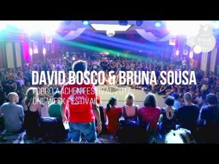 David Bosco & Bruna Sousa
