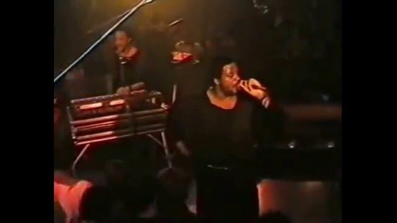 D Train - You are the one for me - Live in Concert