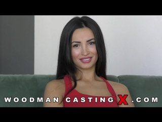 Woodman casting x / alyssia kent / anal swallow ass licking big tits casting hd