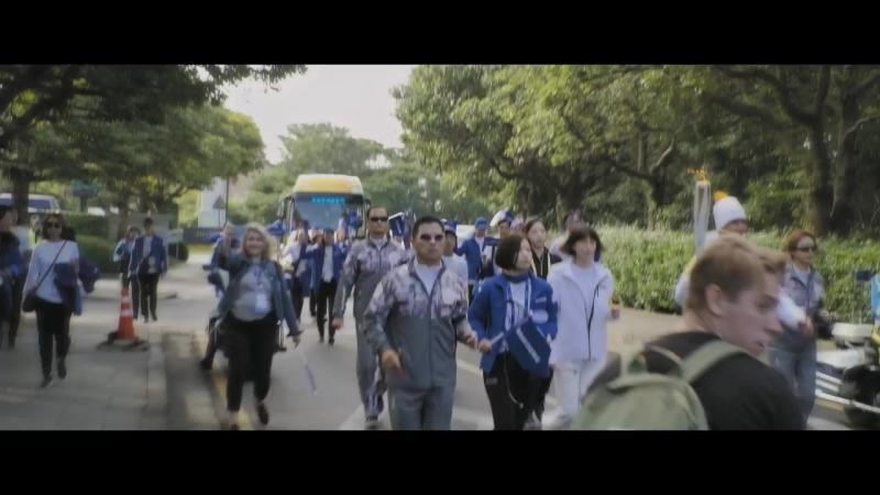 За горизонт. Олимпийский огонь _ DoWhatYouCant _ Samsung YouTube TV _ (12 )