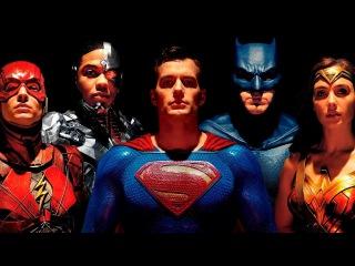 Superman Black Suit - Justice League (Cut Scene)