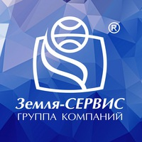 """Логотип ГК """"Земля-СЕРВИС"""" Консультант Плюс Калуга"""
