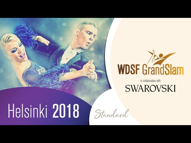 Fainsil - Posmetnaya, GER | 2018 GS STD Helsinki | R2 Q | DanceSport Total