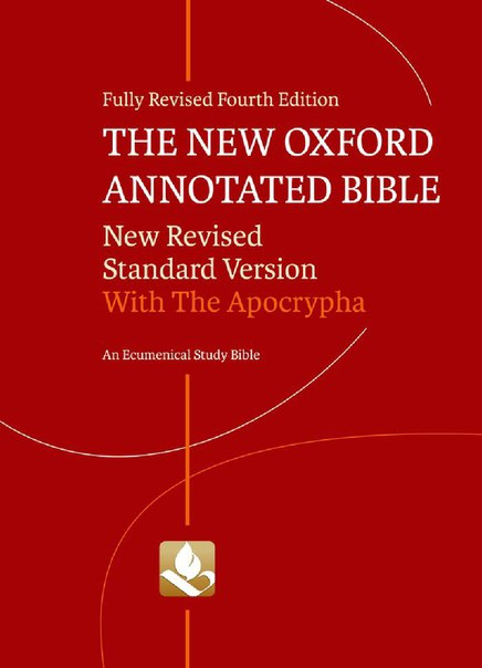 Book cover 329066892-New-Oxford-Annotated-Bible-With-Apocrypha-NRSV-4e-The-Bible-pdf