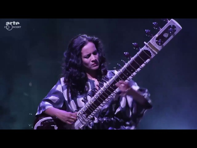 Anoushka Shankar ∞Crossing The Rubicon Jump In Cross The Line feat M I A ∞ July9@TFF Rudolstadt