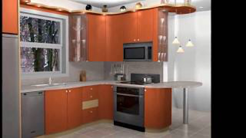 Ideas Gambar Rancangan Desain Dapur Modern