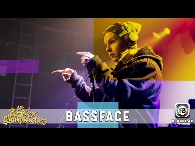 Bassface | Loopstation Elimination | 2017 UK Beatbox Championships