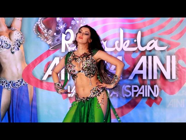 ALEX DELORA Aini ya Aini 2018 Valencia Spain DRUM SOLO
