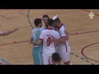 Liga Sport Zone (14ªjornada): SC Braga AAUM 2-0 FCU Pinheirense