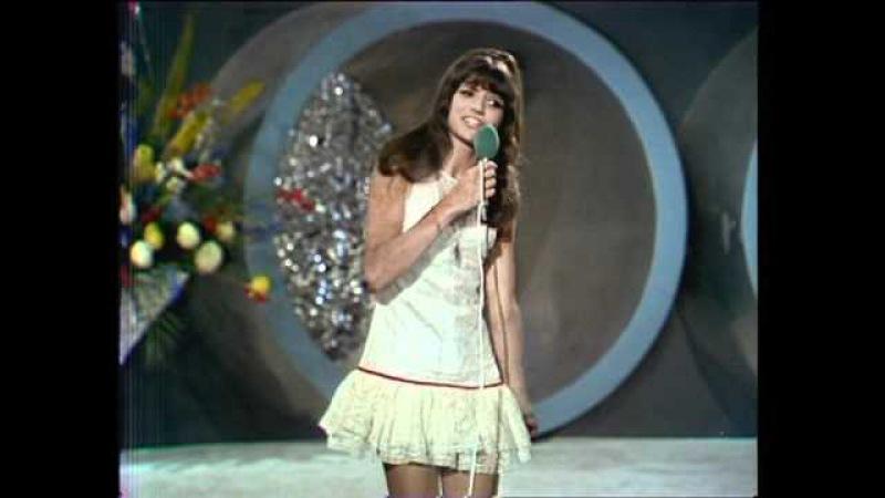 Daniela Warum denn gleich's auf Ganze geh'n 1969 г Германия