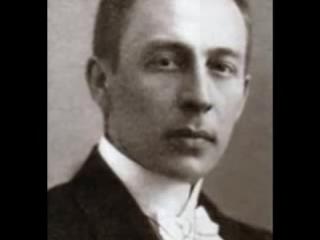 Gluck-Sgambati- Melodie (Sergey Rachmaninov, piano)