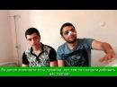 Перевод видеролика с заявлением братьев Измайловых об инциденте в г Беслан