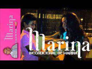 Marina- canta Noches de bohemia junto a su primo Diego Jesús