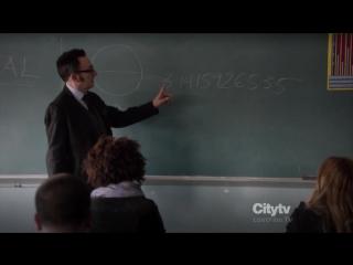 Число Пи. Отрывок из сериала  В поле зрения. Телеканал CBS (2013)