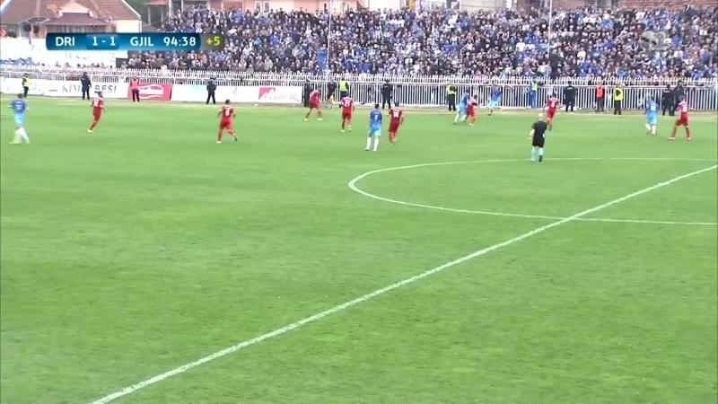Vala Superleague of Kosovo Java 7 FC Drita KF Gjilani 28 09 2017