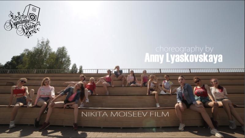 ANNY LYASKOVSKAYA   Ciara feat. Missy Elliott Work   NIKITA MOISEEV FILM