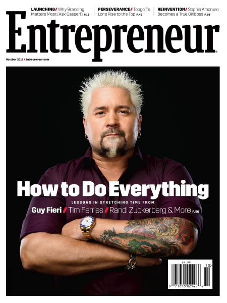 Entrepreneur USA - October 2018