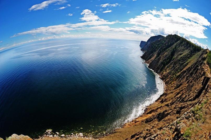 Байкал – самое чистое, глубокое и таинственное озеро на нашей планете