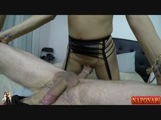 NP_Bianca_Hills_Part3 (Красотки Shemale   Трансы TS Ladyboy Трапы Sissy Trap Crossdresser Tranny Porno Sex Anal)