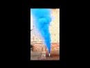 Цветной дым SMOKING FOUNTAIN BLUE MAXSEM MA0509