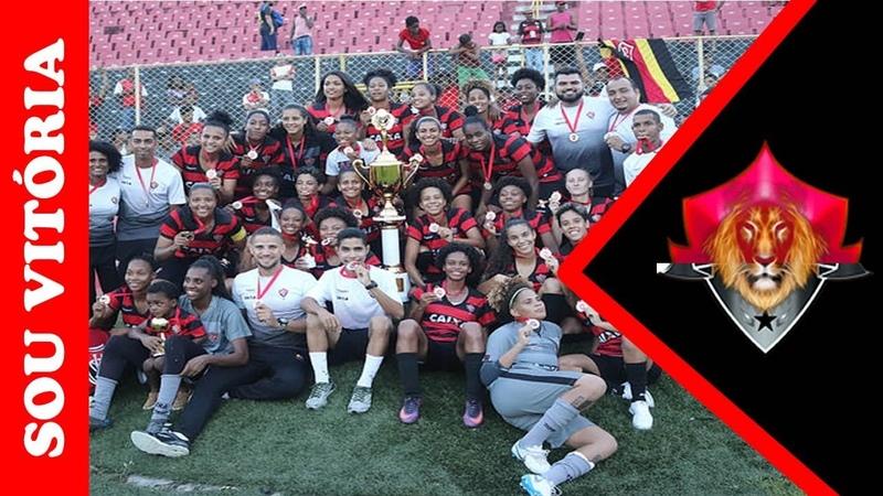 Leoas do Vitória batem Lusaca e conquistam o Campeonato Baiano de 2018 de forma invicta