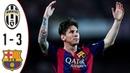 Juventus 1 3 FC Barcelona Highlights UCL Final 2014 2015