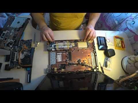 Обслуживание ноутбука Aser Aspire 5741G
