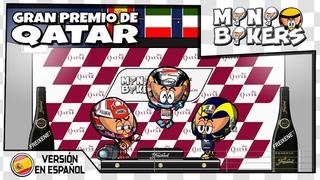 [ES] MiniBikers - 9x01 - 2018 GP de Qatar