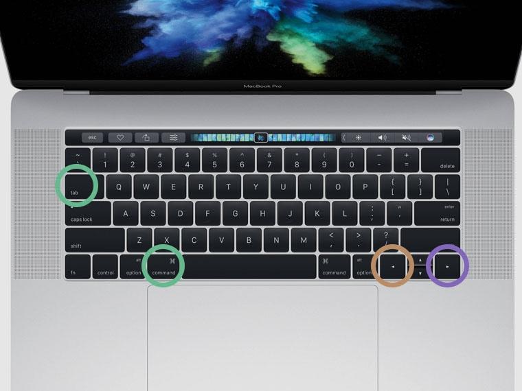 22 сочетания клавиш на Mac, которые помогут тебе сегодня, изображение №7