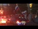 01.07. 2018 Испания - Россия 1:1 (3:4) Фан-зона, Екатеринбург!!