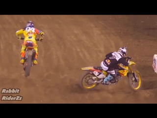 Motocross vs football