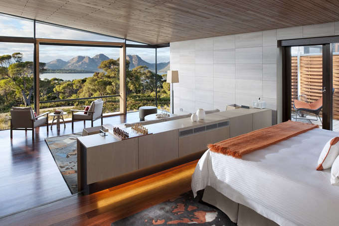 Самый большой отель Австралии: Saffire Freycinet, изображение №4