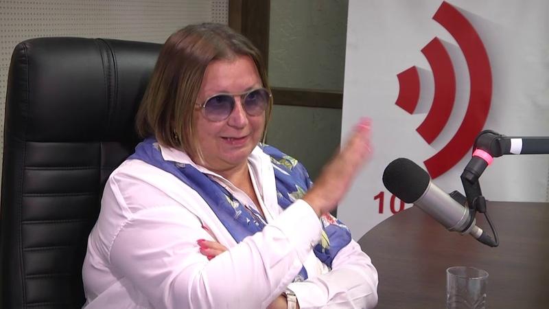 Лариса Івшина - гість програми Наголос із Наталкою Струк (21.09.2018)