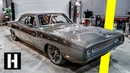 ALL Carbon Body '70 Dodge Charger 950hp worth of Carbon Fiber Madness
