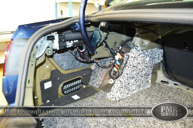 Шумоизоляция Volkswagen passat b8…, изображение №21