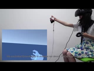 [full ver] pacapa a handheld vr device for rendering size shape and stiffness of virtual objects