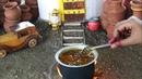 Miniature Ramzan Special Tahari | Mutton Pulao Recipe | Miniature Cooking 14 | Mini Foodkey