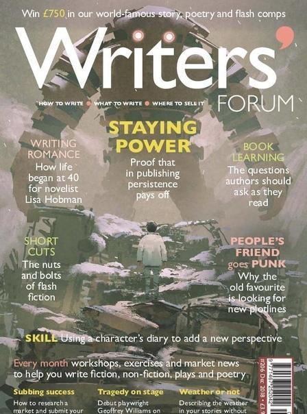 2018-12-01 Writers Forum