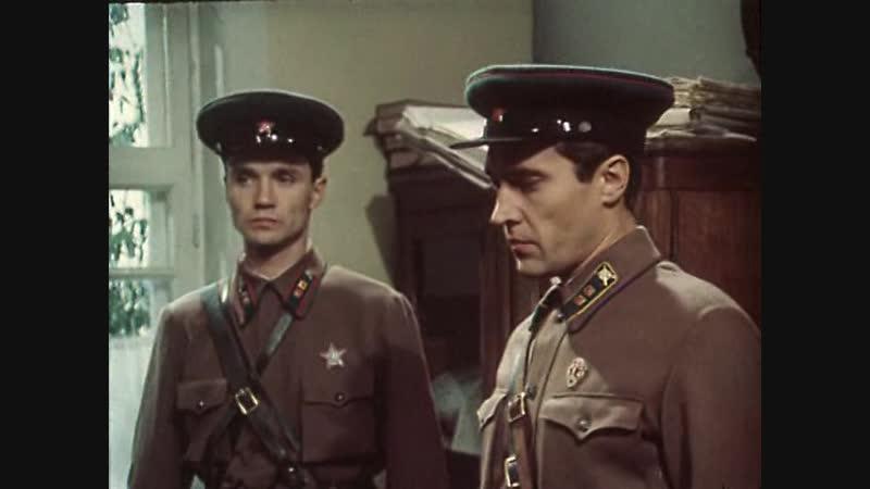Государственная граница Год сорок первый фильм 5 из 8 военный драма СССР 1986 2 серии