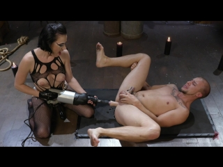 Olive Glass - Vagina Dentata - Unleashes Her Perfect Cunt onto Slave Meat