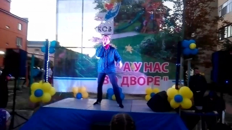 Антон Лазаренко Нино live cover perfomance with Oleg Vinnik song